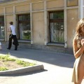 Nude in public (set) g08
