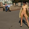 Nude in public (set) g07