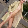 Nude in public (set) 83