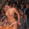 A girl at a party 19