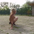 Gf violetta outdoors