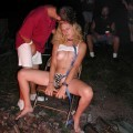 Outdoor student party / private pictures