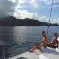 Amazing summer vacation / holiday at yacht