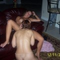 Nice amateur threesome orgy