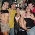 Party - all flashing girls
