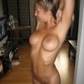 Home blond sweet home  / amateur pics