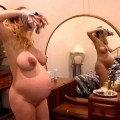 Young amateurs pregnant girl 03