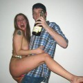 Young girls at party-  drunk teenagers - amateurs pics 23