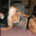 Extremly hot blonde ex girlfriend