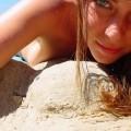 Xoxota Gostosa na Praia
