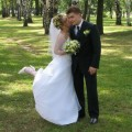 Stolen amateur pics - just married images