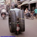 Fun pics - motorcycles in china