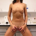 Private amateur czech student