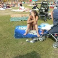 Voyeur teens at Beach (Bikini and Topless pics) - 8