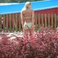 Voyeur teens at Beach (Bikini and Topless pics) - 20
