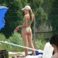 Voyeur teens at Beach (Bikini and Topless pics) - 29