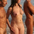 The naked beach 348