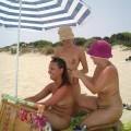 The naked beach 346