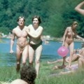 Nudists summer near the rivers, lake, etc.. no.01