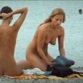Young nudist - amateur spy photos no.06