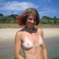The beach - outdoor nude