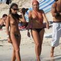 Amateur Candid Beach Voyeur 2  - 28