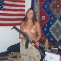Army girls  and hers naked private pics