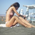 Teen on nudist beach set young teen girl fkk 5