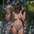 CUTE TEEN ON NUDIST BEACH SET Young Teen Girl - 6