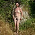 TEEN ON NUDIST BEACH SET - Young Teen Girl FKK - 20