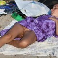 TOPLESS TEENS ON BEACH SET -Young Teen Girl FKK - 14