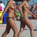 TOPLESS TEENS ON BEACH SET -Young Teen Girl FKK - 22
