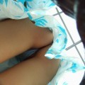 Upskirt for real voyeur 14