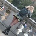 Voyeur upskirt - 9 (found on the web)