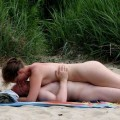 Hardcore amateurs photos from nude beach no.03