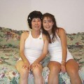 Mother and daughter nude 30