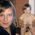 Ex Freundinnen mit und ohne Bekleidung