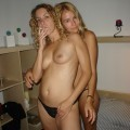 2 sexy girlfriends posing