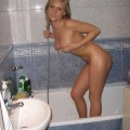 Girls in the shower 1