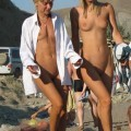 Amateurs: naked on the beach. part 7.