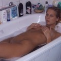 Amateurs: sexy girls in bath tube. part 1.
