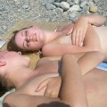 Amateurs: handbras on the beach. part 1.