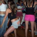 Amateurs: dancing teens. part 1.