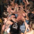 College initiations: party craziness. part 2.