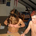Amateurs: strip poker. part 1.