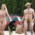 Fremont nude parade 92