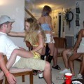Young girls at party- drunk teenagers - amateurs pics 24
