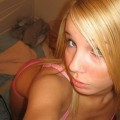 Blond greek hottie and her selfpics