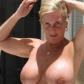 Nudist Woman with big Breast 3 - 5