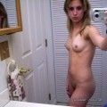 Self made pics - young amateurs girl no.10